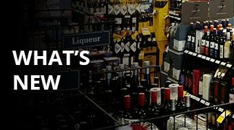 New liquors in Beacon Landing Liquor Store